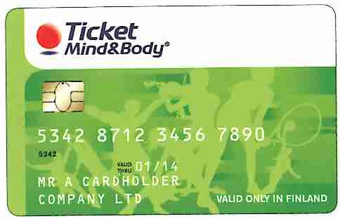 Ticket Mind & Body